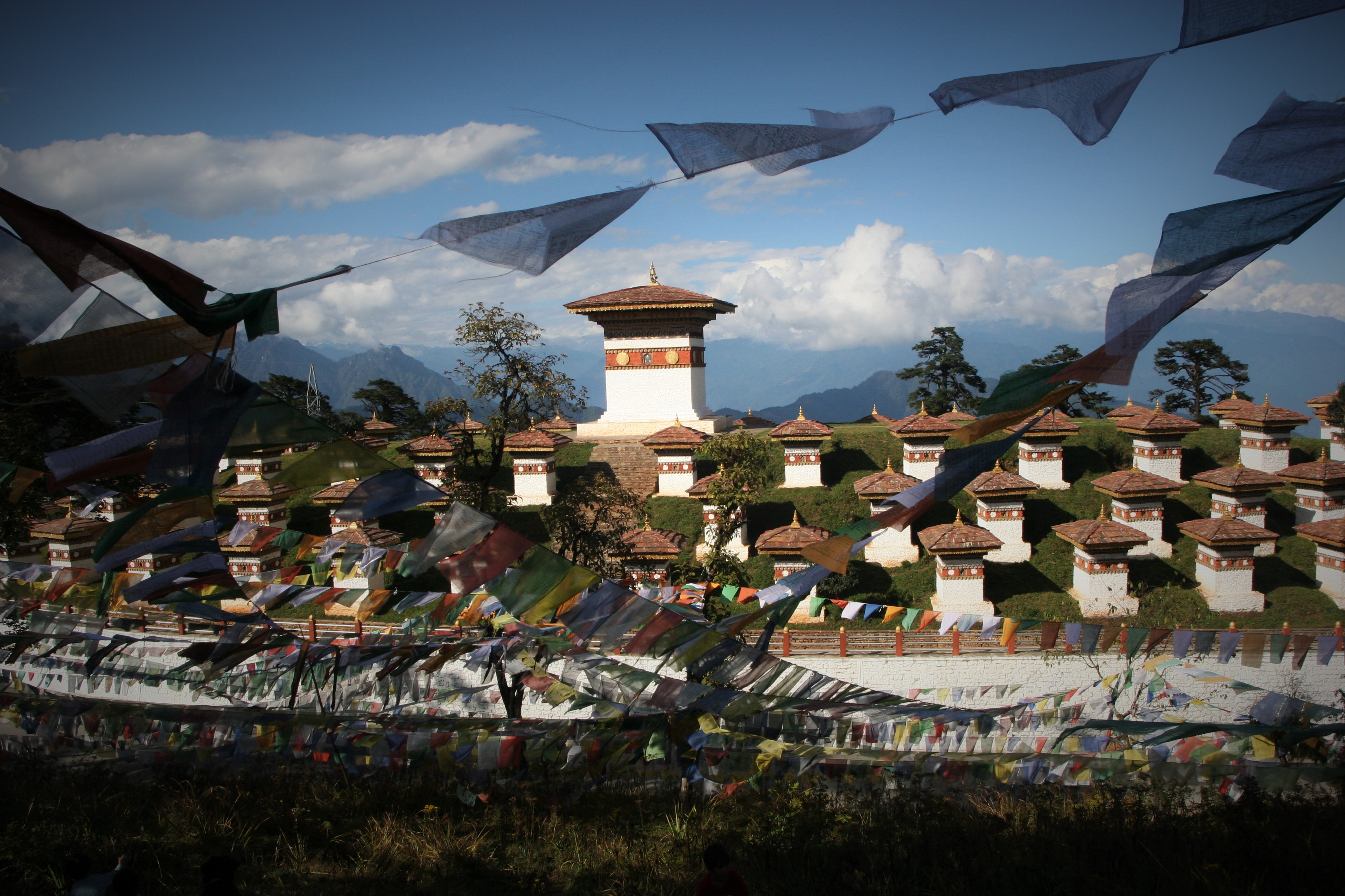 Dochula Pass | BHUTAN VISIT