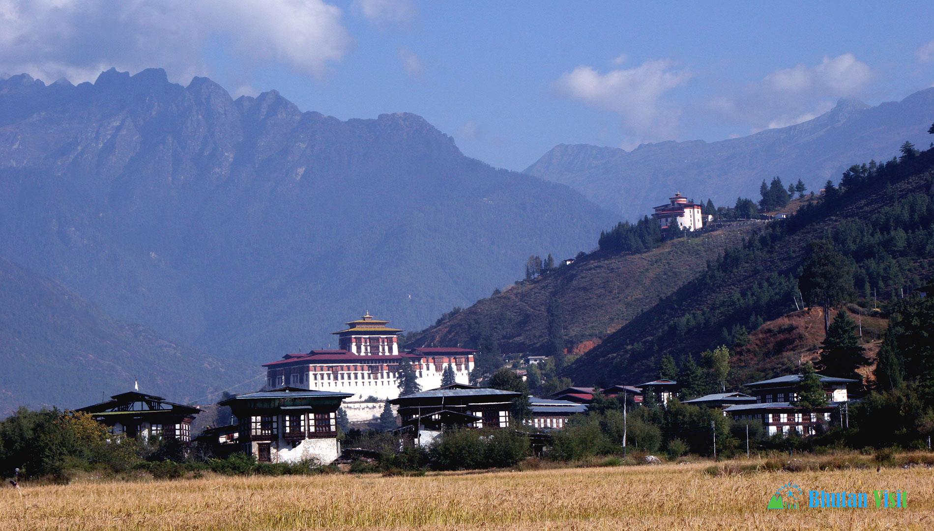 Paro Ta-Dzong