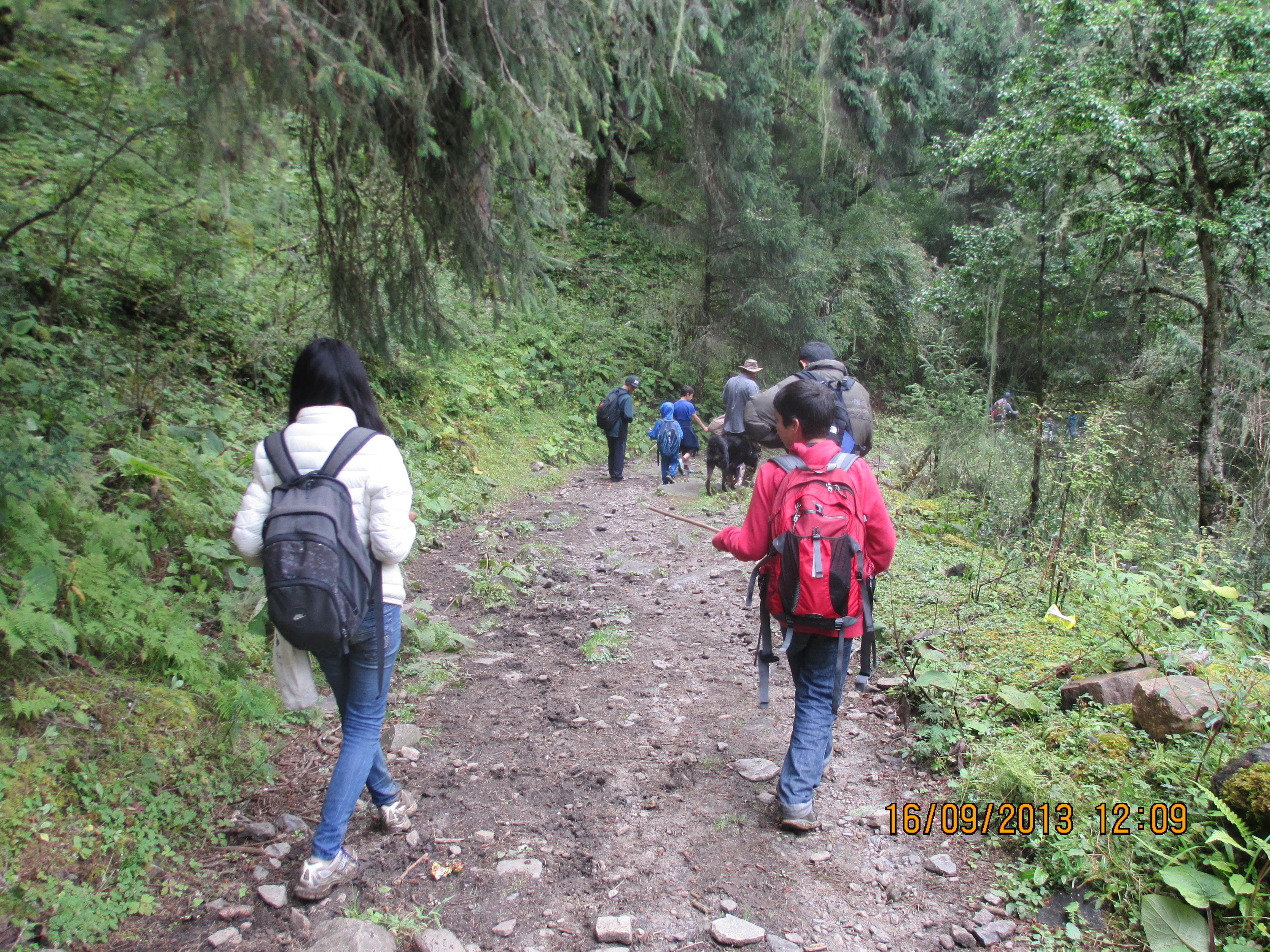 Druk Path Trek | Bhutan Visit
