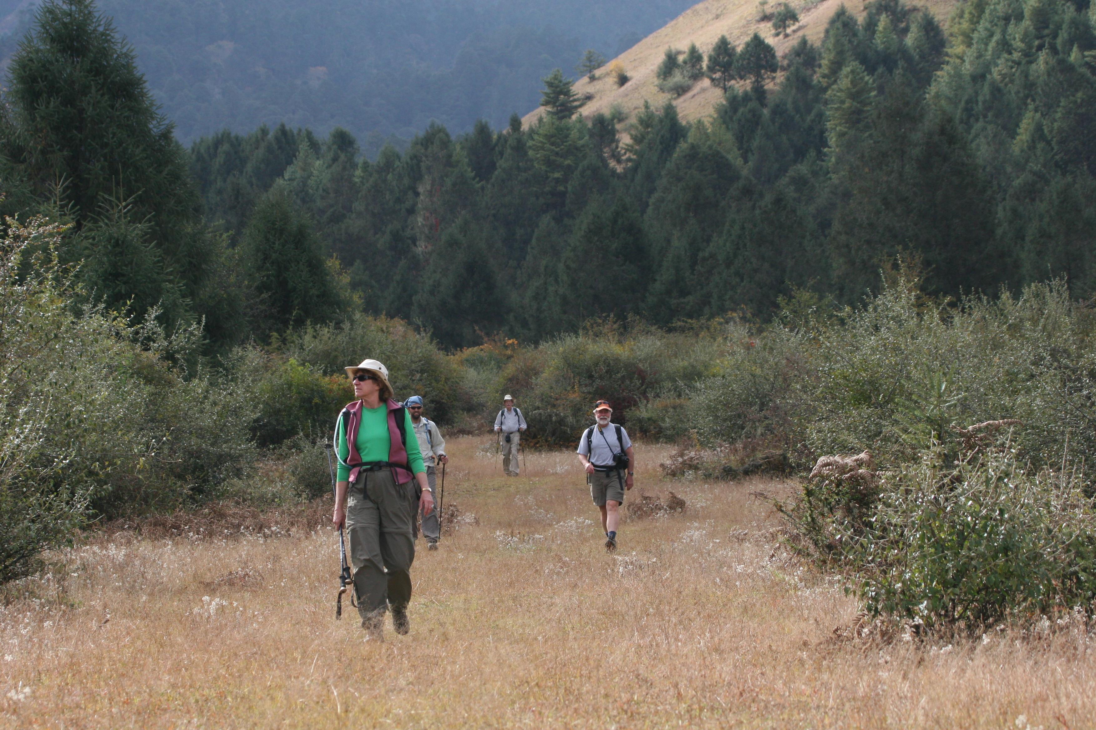 Trekking | Bhutan Visit