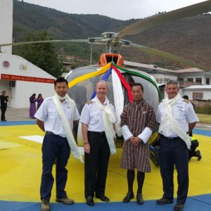 Bhutan Helicopter Sightseeing Tours