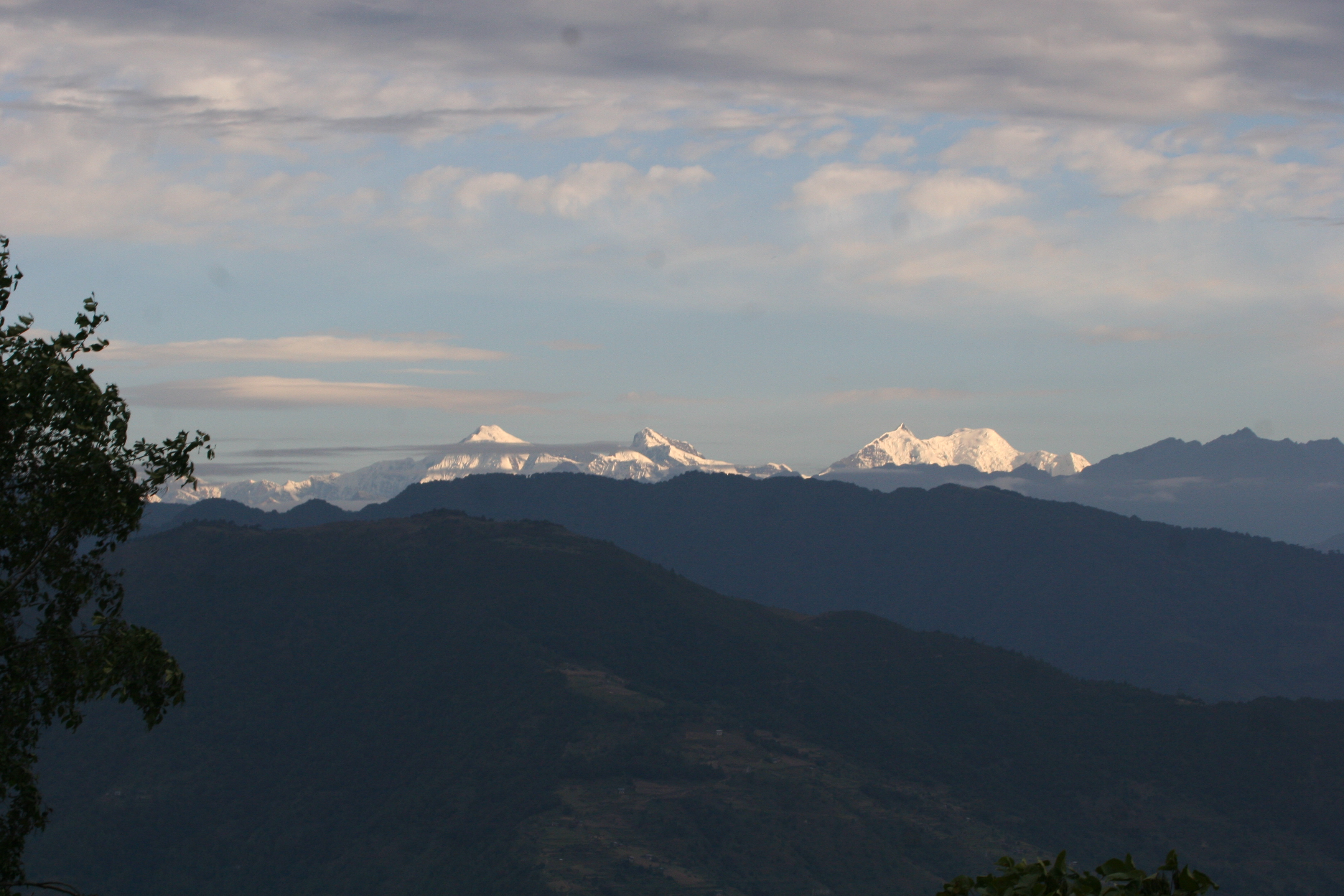 Yonphula pass view to Tibet | Bhutan Visit