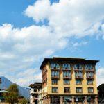 Thimphu Tower _ outside view   Bhutan Visit