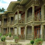 Khangku- outside view-Bhutan Visit