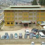 Migmar-hotel-view -Bhutan Visit