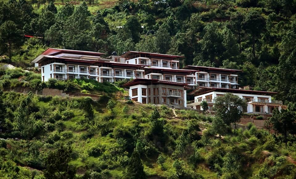 Zhingkham Resort,Punakha