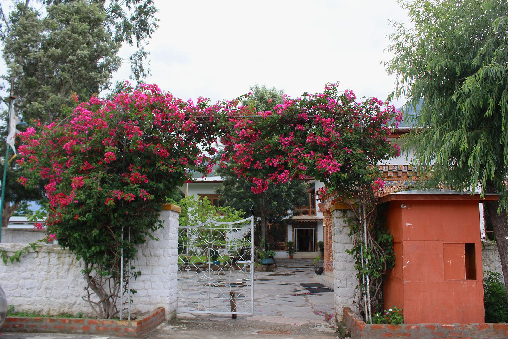 Damchen Resort,Punakha
