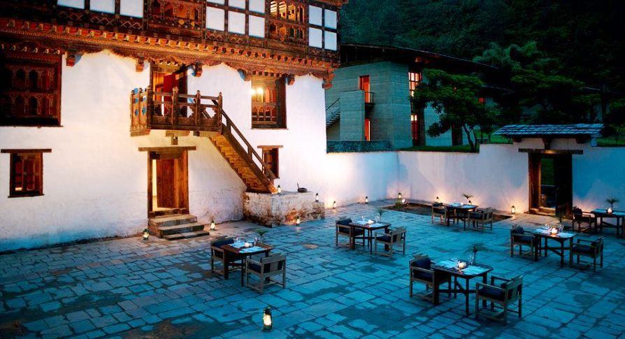 AmanKora Resort Punakha